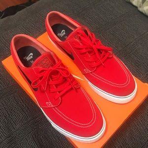 Nike Zoom SB Janoski University Red Size 13